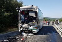 Vážná nehoda českého autobusu v Bulharsku: 12 zraněných!