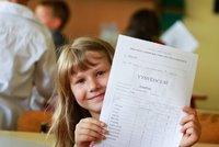 Školáky čeká vysvědčení plné známek. Ani v době pandemie se slovní hodnocení neprosadilo