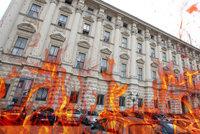 Ve sklepeních Černínského paláce straší: Krutou smrtí tu zemřela pyšná hraběnka