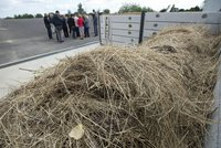 Kompostárna ve Slivenci ukončuje navzdory počasí zimní přestávku. Zavřená byla téměř dva měsíce