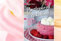 Recenze: S kuchařkou Bezlepková cukrárna vykouzlíte zdravější dobroty