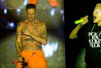 Die Antwoord vrcholem 1. dnu Rock for People. O největší překvapení se postarali Gomad! & Monster