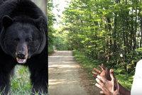 Běžce v USA honili medvědi. Maratonec podal při tréninku životní výkon