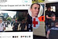 Radikálové napadli v Hamburku novináře. Antifa na ně štvala dav demonstrantů