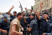 Porazili jsme ISIS v Mosulu, oznámil Irák. OSN: Krize nekončí