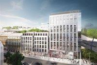Na Andělu vzniknou nové kancelářské budovy: Stavba za 650 milionů začne už letos