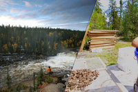 Češka šla v Kanadě na houby: Čtyři dny bloudila v lesích!
