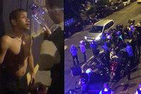 Pět útoků kyselinou během 90 minut: V Londýně řádila zvrácená dvojice