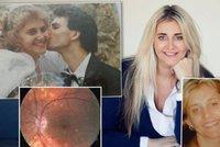 Hanka (42) měla šílené bolesti očí a roztroušenou sklerózu. Teď pomáhá druhým