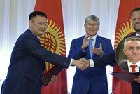 Kyrgyzský expremiér o české firmě: Liglass jsou podvodníci, kdo se za ně přimlouval?