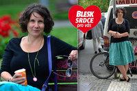 Adéla (35) bojuje se zákeřnou nemocí: Mám rakovinu, ale nic mi není
