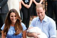 Porod vévodkyně Kate v plném proudu! Jak se bude dítě jmenovat?