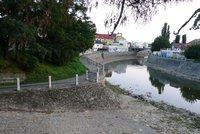 Léto ještě nezačalo a řeky jsou už bez vody: Na 18 místech jižní Moravy dosáhly hranice sucha!