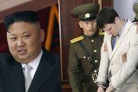 Ottu (†22) zabil Kimův režim: Bílý dům couvá, dal za pravdu rodině umučeného studenta