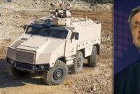 Česko chystá obří armádní zakázku. Za 9 miliard pořídí 140 obrněnců
