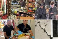 Turistům u moře v Řecku i jinde hrozí další zemětřesení. Jak se při něm chovat?