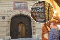 Poklad v historickém domě v Liliové ulici: Co našli restauratéři při rekonstrukci?