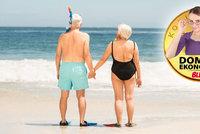 Senioři chtějí stále více cestovat, pojištění se jim ale prodraží. Jak ušetřit?