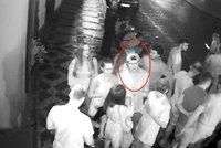 Při bitce před barem vytáhl nůž a bodnul protivníka: Policie po mladíkovi pátrá
