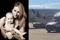 """Malou Ellie (1) """"požírala nemoc zaživa"""": Už je jasno, čím se nakazila v Egyptě"""