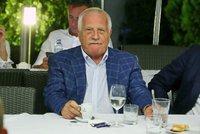 Klaus burcuje Evropu k nové sametové revoluci. Doznal se z naivity k EU