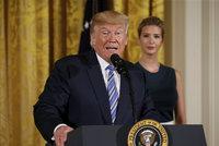 Trump pošle Ivanku do Izraele, přál Putinovi a chystá oznámení k Íránu. Krize na obzoru?