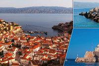Krize v dovolenkovém ráji: Řecký ostrov je už druhý den bez vody a elektřiny