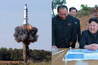Odpověď na Kimovu poslední raketu? Západ se chce válce vyhnout, Putin přesidluje lidi