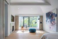 Návštěva v Torontu: Stísněný starý dům se změnil v moderní apartmá jak z New Yorku