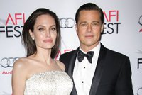 Brad Pitt a Angelina Jolie složili zbraně: Na péči o 6 dětí se dohodli mimosoudně!