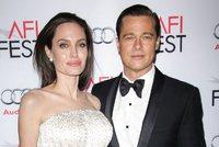Zásadní zvrat v rozvodu hvězdného páru: Angelina chce Pitta zpátky!