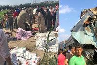 Při srážce vlaků zemřelo v Egyptě nejméně 36 lidí. 123 osob je zraněno