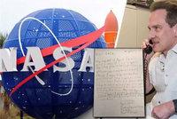 »Strážce galaxie« se hlásí do služby: O práci u NASA se ucházel 9letý chlapec!