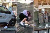 Teror v Barceloně: Dodávka najela do lidí, 13 mrtvých a 100 zraněných