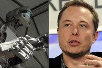 Roboti zabijáci? Budou nebezpeční a mohou útočit na nevinné, varují experti