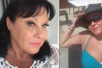 Děsivá fotka Dády Patrasové z Itálie: Kdo ji takhle zřídil?