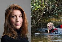 Brutální vražda švédské novinářky: Majitel ponorky ji ubodal a rozřezal, tvrdí obžaloba