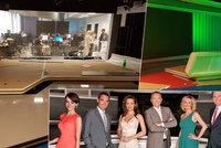 Moderátoři zpráv FTV Prima: 17 dní v polních podmínkách!