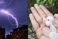 Tropy v Česku: Hrozí stres z horka, ženou se i silné bouřky. Sledujte radar