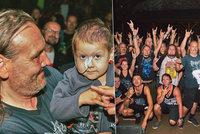 Metal pomáhá: Andulce s rakovinou koncert na hradu Trosky vynesl přes 50 tisíc