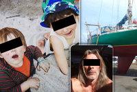 Zmizení české lodi v Karibiku: Petr se syny se u domorodců nakazili tropickou infekcí
