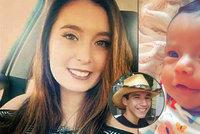 Těhotnou (†22) zavraždili a vyřízli z ní dítě: Dcerka se vrátila k tátovi!