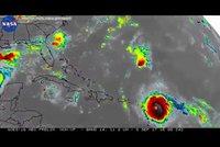 NASA ukázala brutální řádění Irmy na videu. Hurikán zabil už 42 lidí a rozmetal města