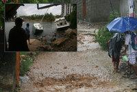 Ohrožuje i oblíbená letoviska. Hurikán Max trápí Mexiko, sílí i bouře José a Norma