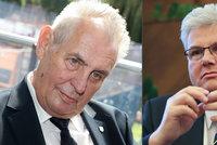 O Zemana se kvůli rakovině slinivky prý strachoval ministr. Ludvík to popírá