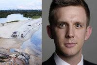 Našli tělo novináře Financial Times: Zabil ho krokodýl?
