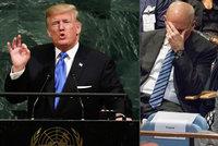 Experti: Průlom! Bojechtivý Trump nevídaně hrozil KLDR. A generál se držel za hlavu