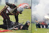 Bitvu na Bílé hoře připomene na podzim průvod rytířů. V plánu je i virtuální procházka po bojišti