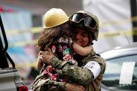 Třetí zemětřesení za pět dní a celkem už 315 obětí. Mexiko zažívá krušné časy