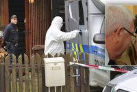Vrah z Doubice vyhodil svou oběť na opuštěném místě: Myslel si, že je mrtvá!